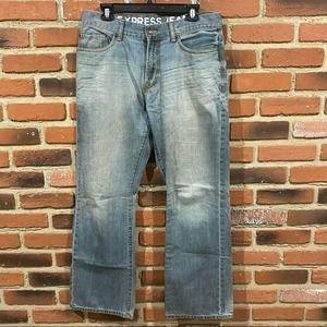Express Kingston Jeans sz 33 x 32